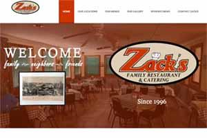 Zacks Family Restaurant